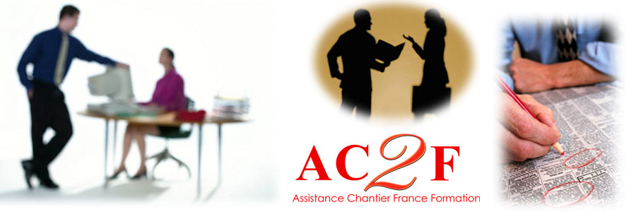 emploi acff assistance chantier france formation